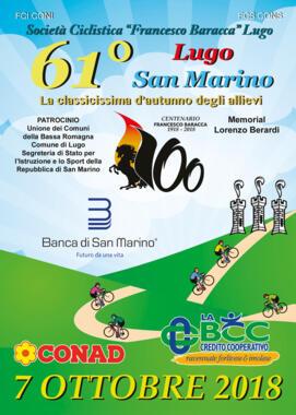 61a LUGO - SAN MARINO
