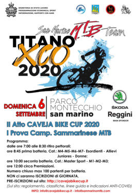 Campionato Sammarinese MTB 2020