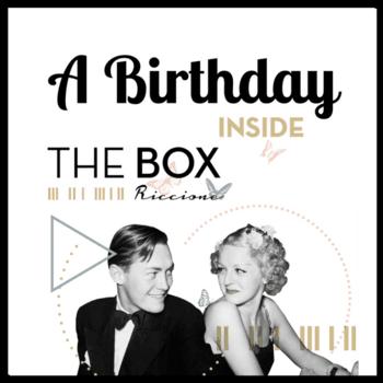 A BIRTHDAY INSIDE THE BOX