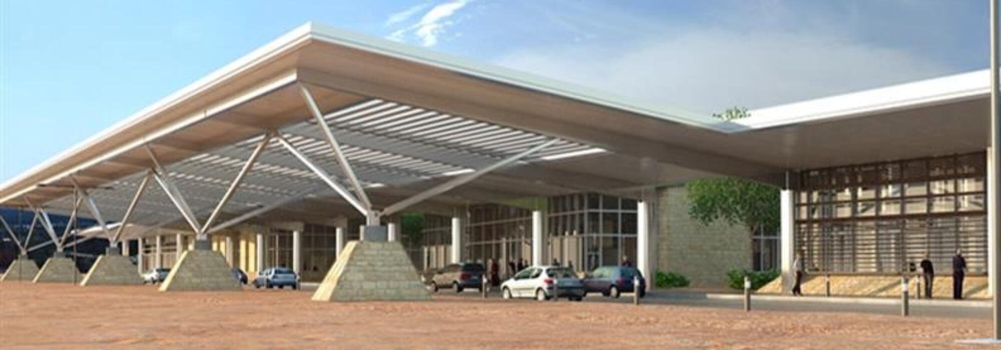 Aeropuerto de Seymour