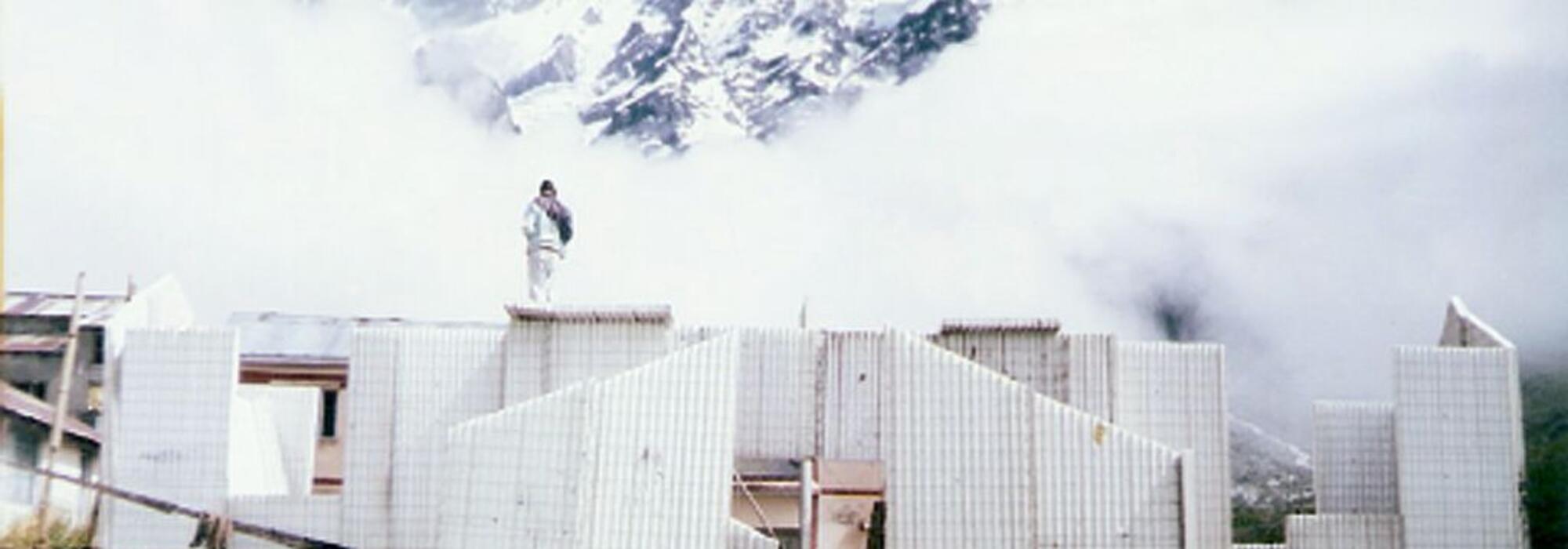 Alojamiento en el Himalaya