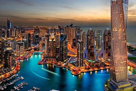 The Big 5 Dubai 2019