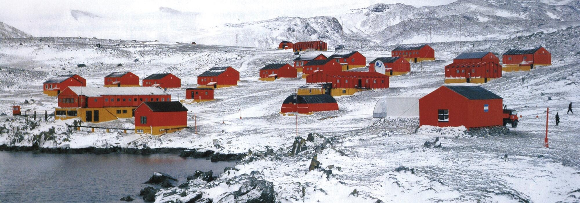 Base Antártica Esperanza