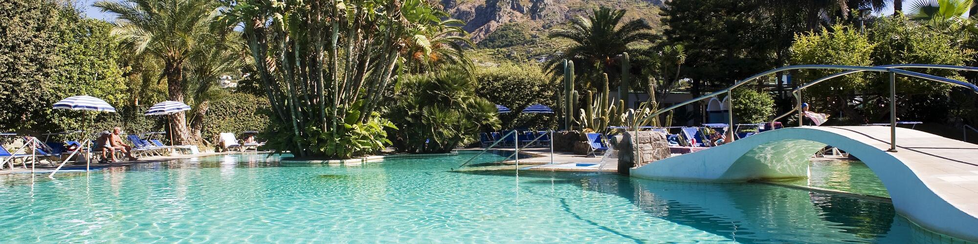 Neue Entspannung und Wellness Paket auf Ischia !