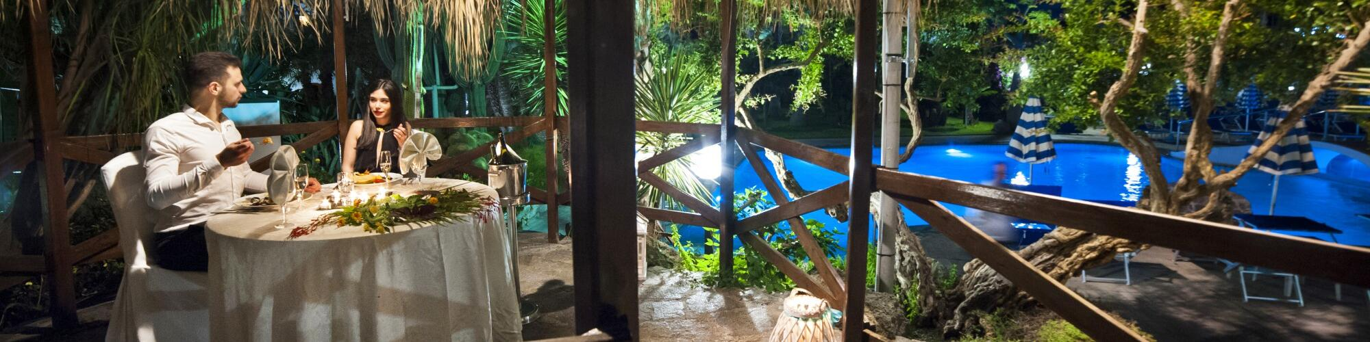 Offerta Romantic & Spa per coppie ad Ischia