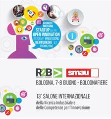 Il Tecnopolo di Rimini a Smau Bologna|R2B