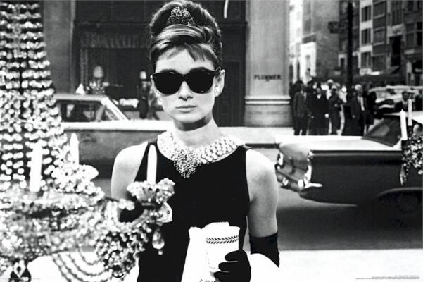 If only Audrey Hepburn knew...