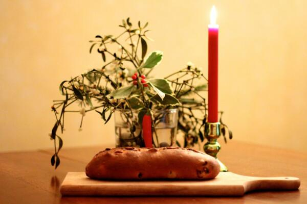 Christmas traditions: Lucca and its buccellato