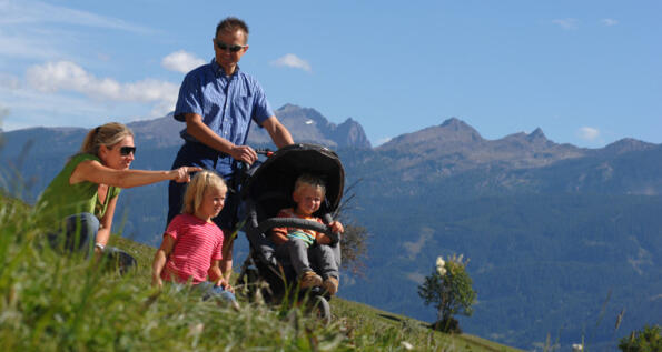Estate in famiglia in Valle d'Aosta