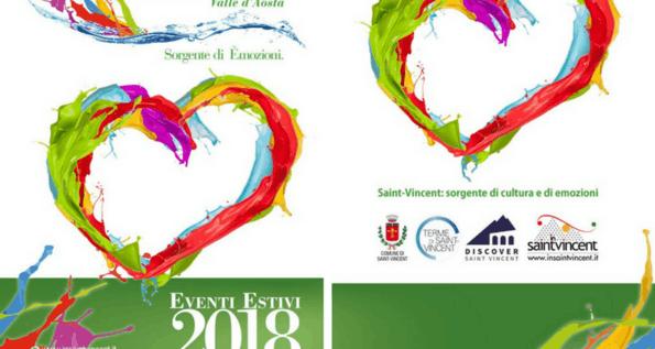 Eventi Estate 2018 Saint Vincent