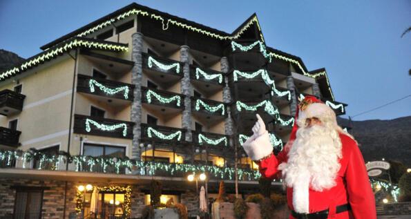 Natale a Châtillon e Saint-Vincent