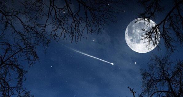 A caccia di stelle cadenti