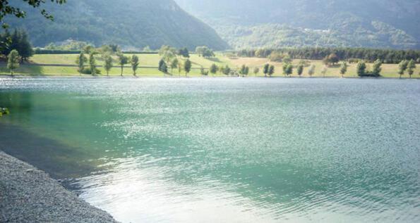 Riserva di Pesca Lago Mure