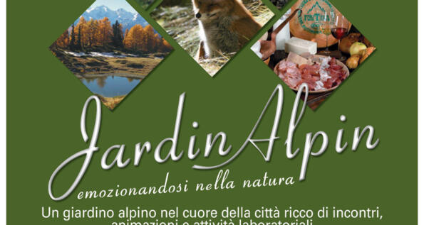 Ad Aosta Jardin Alpin