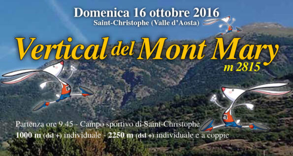 Vertical del Mont Mary