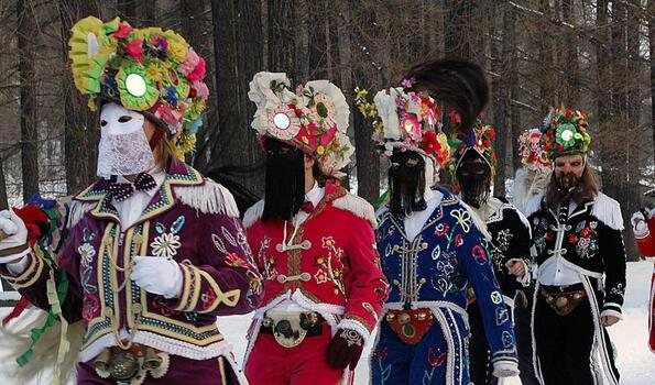 Eventi Carnevale in Valle d'Aosta