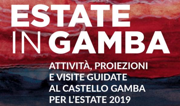 Eventi estate Castello Gamba Chatillon