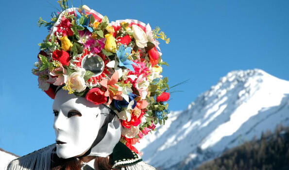 Carnevale in Valle d'Aosta