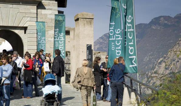 Marché au Fort Valle d'Aosta