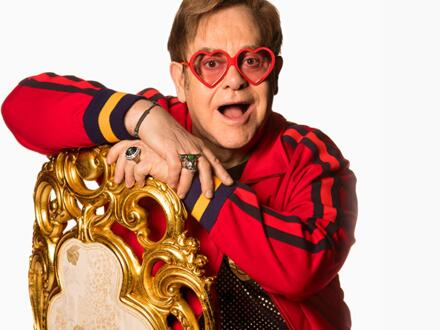 Concert by Elton John in the Arena of Verona, 29th - 30th May 2019