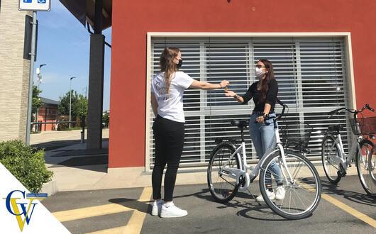 Noleggio bici!