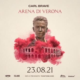 Carl Brave in der Arena