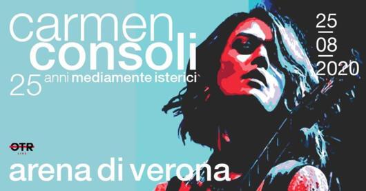 Carmen Consoli in Arena
