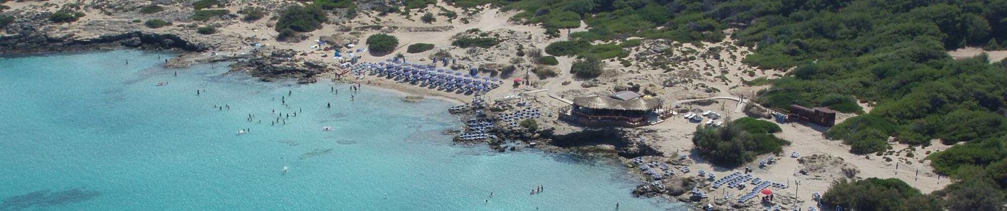 Due spiagge da non perdere: Lido Pizzo e Punta della Suina