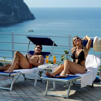 SEPTEMBER OFFER IN ISCHIA