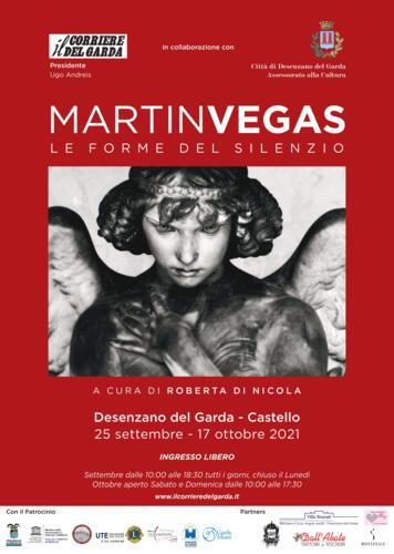 Exhibition Martin Vegas