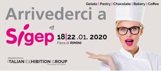 SIGEP 2020 alla FIERA di RIMINI!