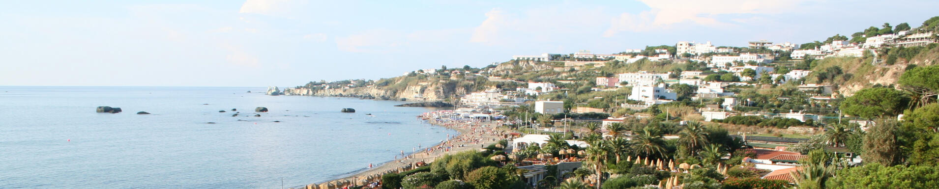 Angebot im Mai mit Wellness in der Citara Bucht auf Ischia