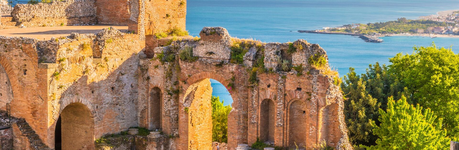 Taormina, a land for the soul