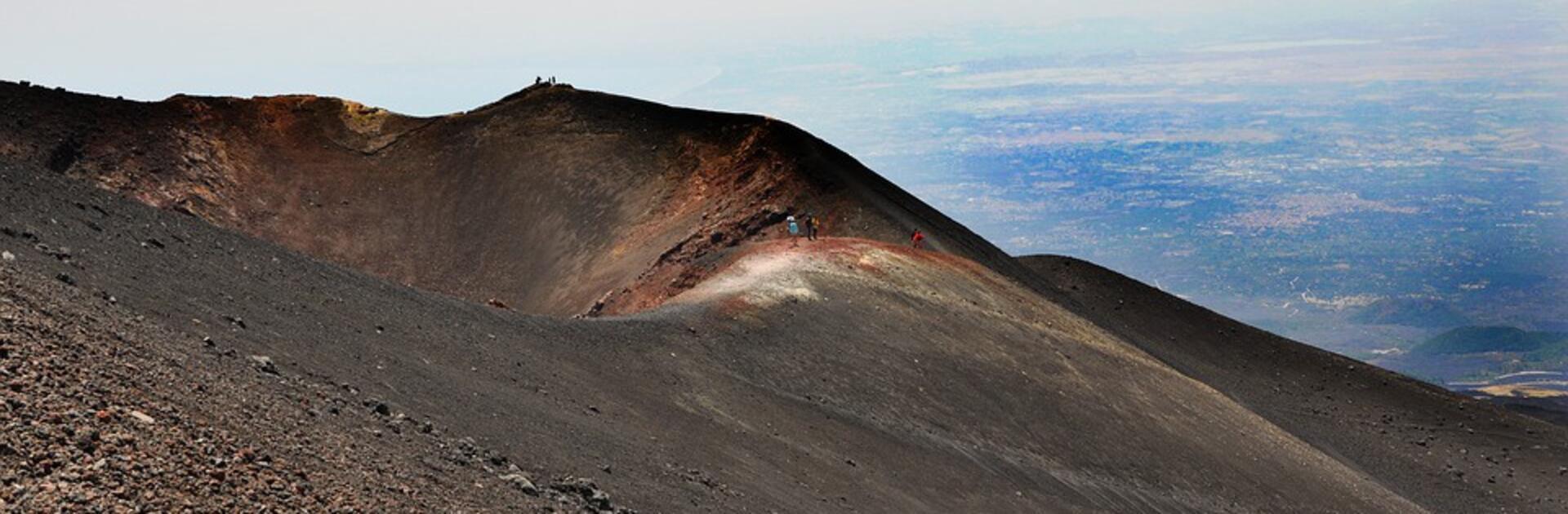 The explosive nature of Etna
