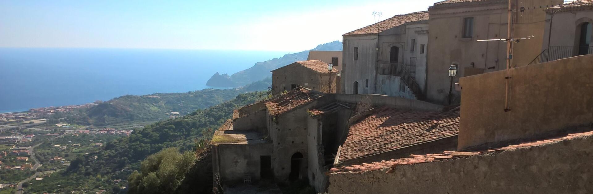 Savoca and Forza d'Agrò