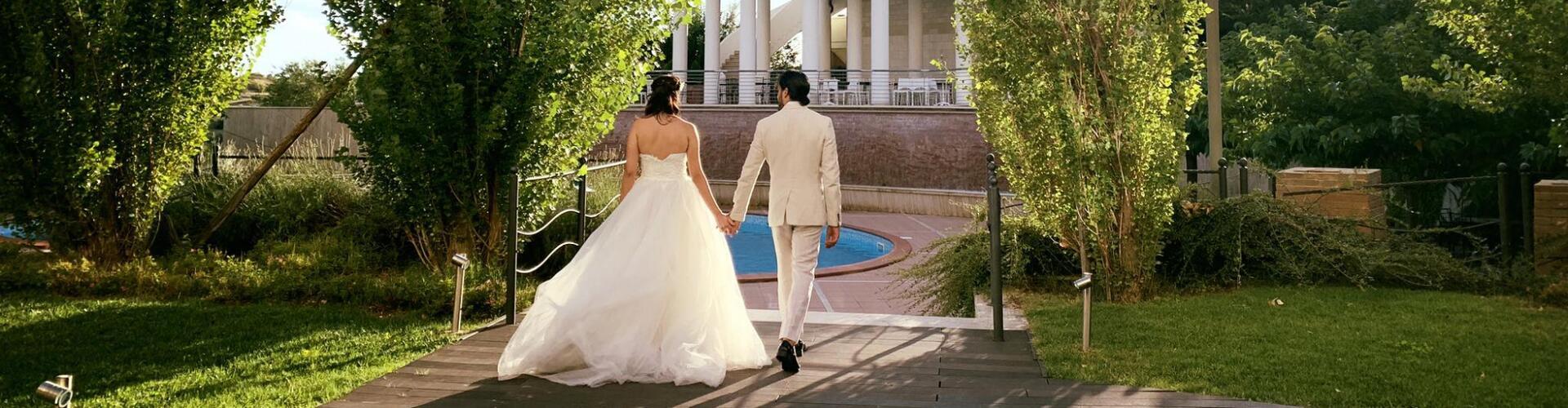 Fai dei tuoi desideri realtà: Speciale wedding day in hotel con spa e suite nuziale