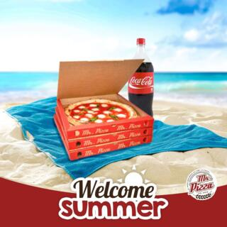 Mister Pizza Summer Delivery