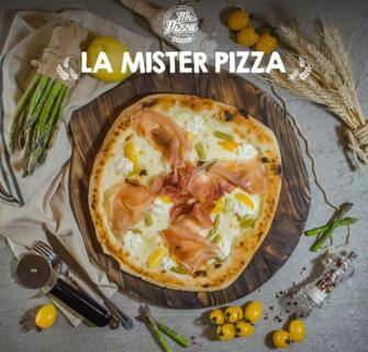 La Mr.Pizza di Aprile
