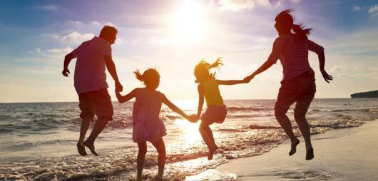 Sole, mare, relax, divertimento!