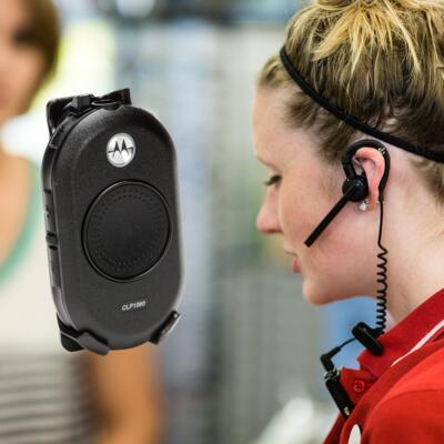 Commercial & Business Radio di Motorola Solutions