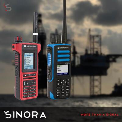 Radio ATEX per ambienti a rischio di esplosione