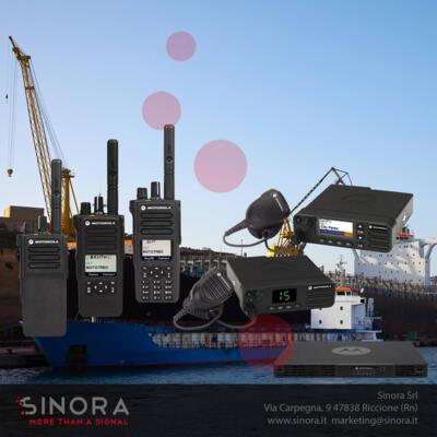 Comunicazioni efficaci anche a bordo nave