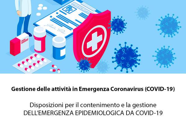 Emergenza Coronavirus (COVID-19)