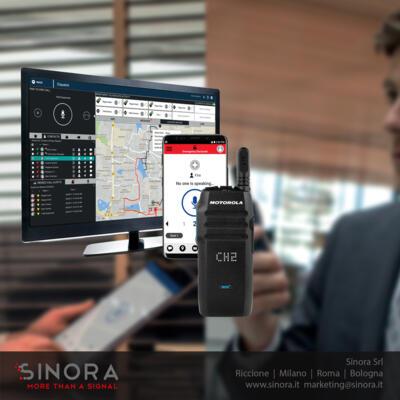 Il servizio Wave di Motorola Solutions si evolve e cambia...