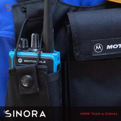 Radio portatili DP4000Ex Motorola Solutions per comunicazioni sicure in ambienti difficili