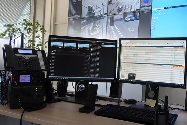 Bologna, inaugurata la nuova Centrale Radio Operativa della Polizia Locale