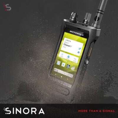 MOTOTRBO™ Ion è il nuovo dispositivo DMR di Motorola Solutions con piattaforma Android