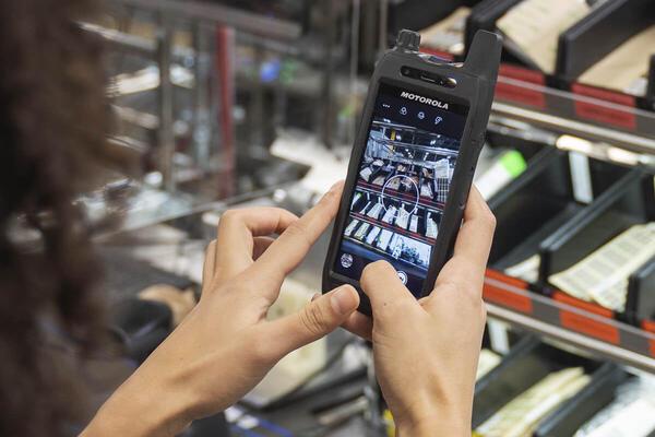 EVOLVE è il nuovo palmare Motorola Solutions