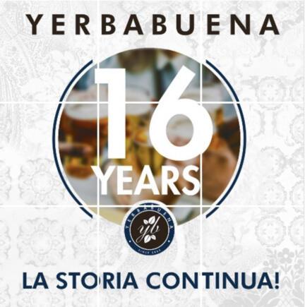 Compleanno Yerbabuena in Centro a Rimini