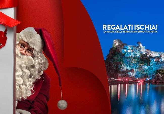 Settimana di Natale a Ischia in Hotel 4 stelle
